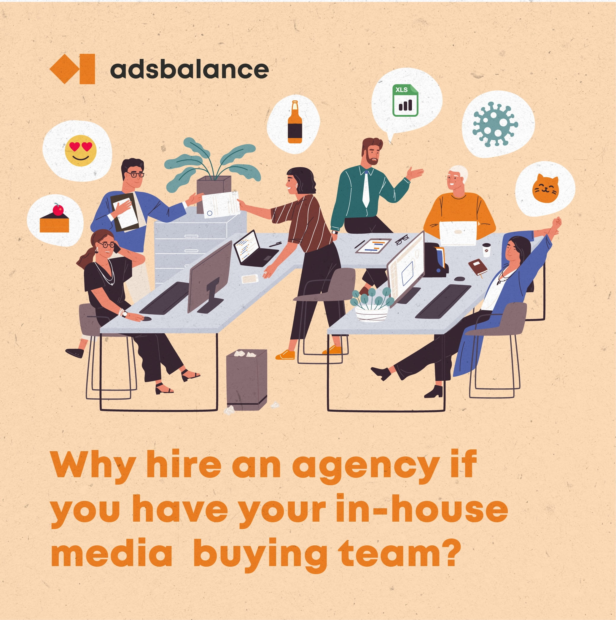In-house vs. outsource: Why hire an agency if you have your own media buying team?