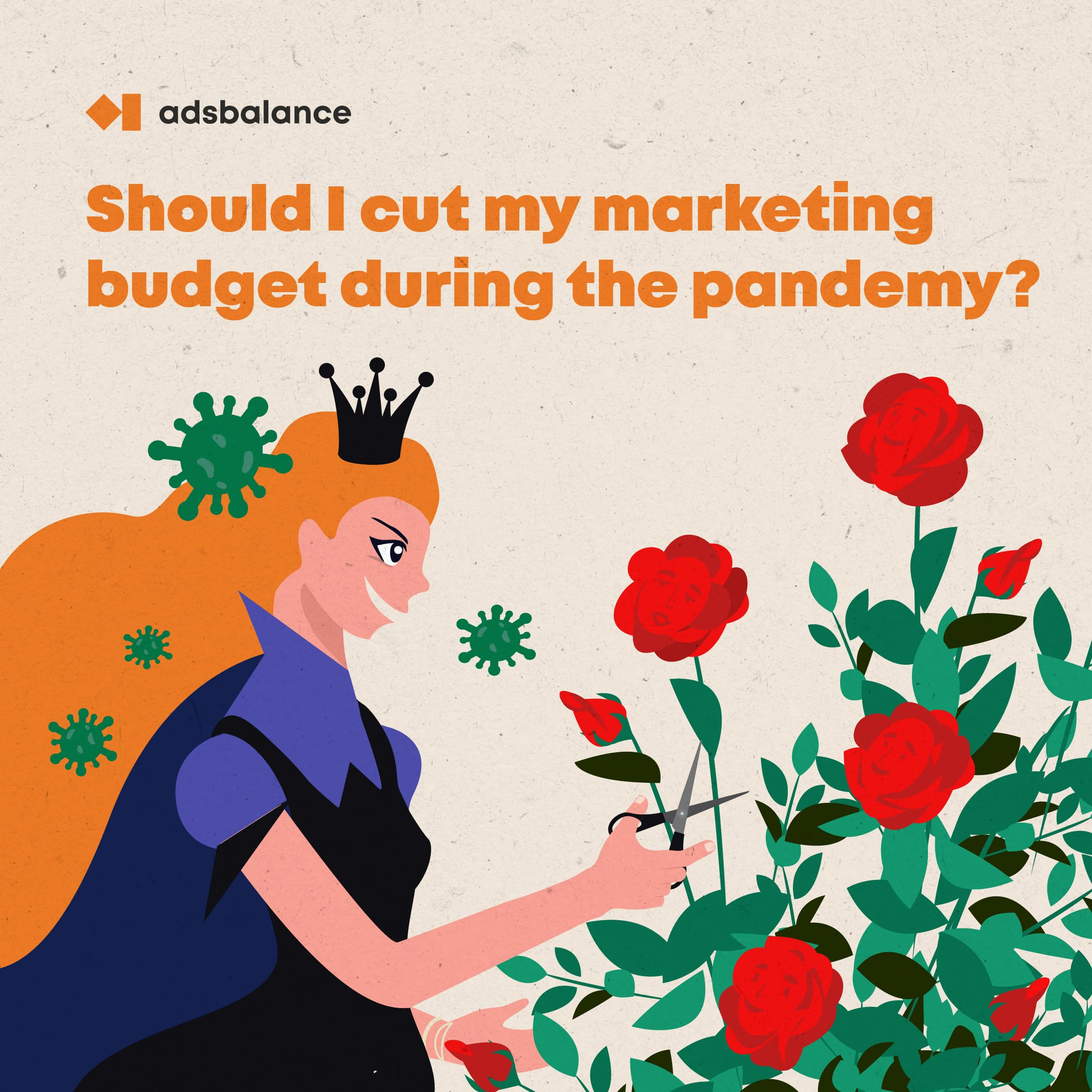 Should I cut my marketing budget during the COVID-19 pandemy?