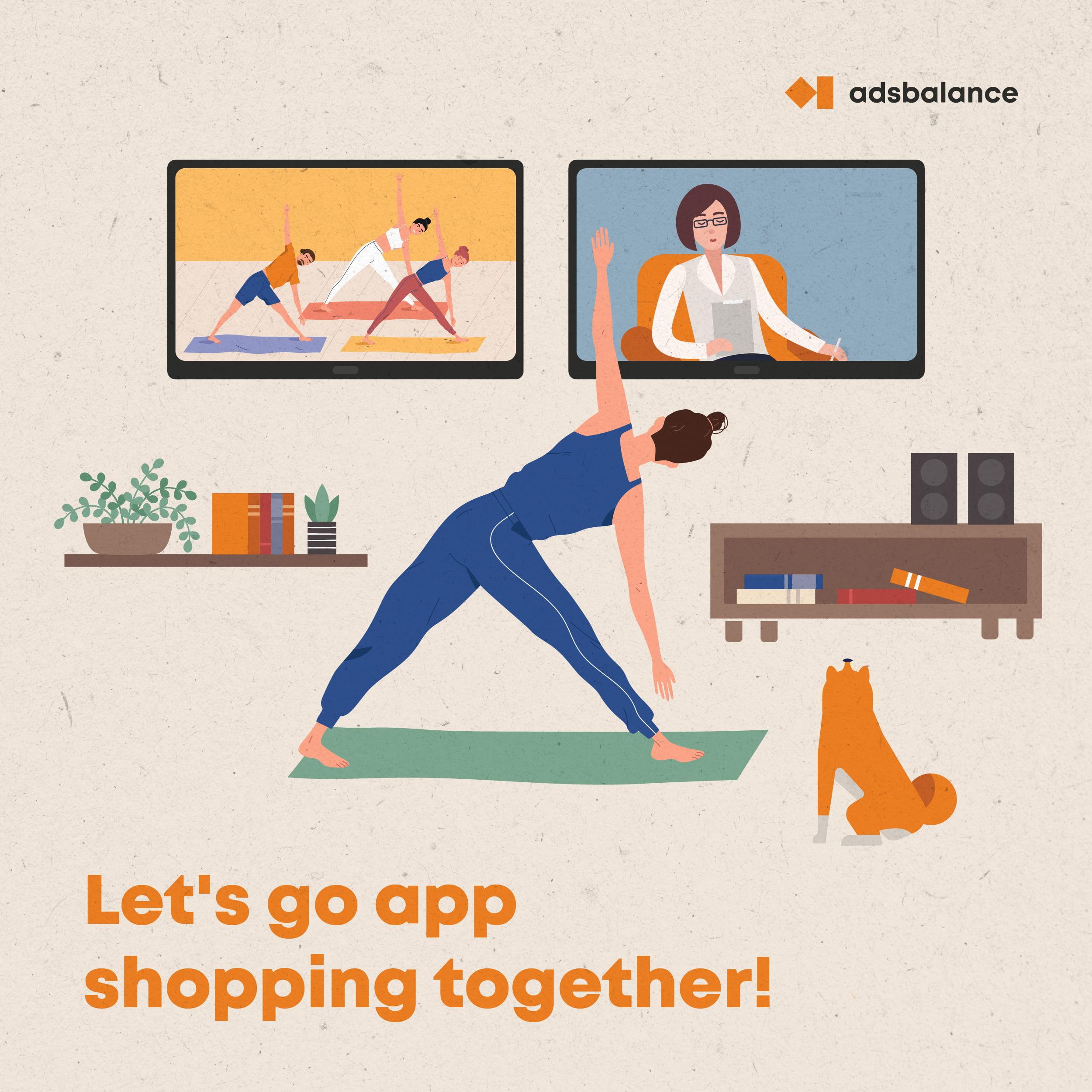 Let's go app shopping together, or Not Another Selection of Quarantine Apps