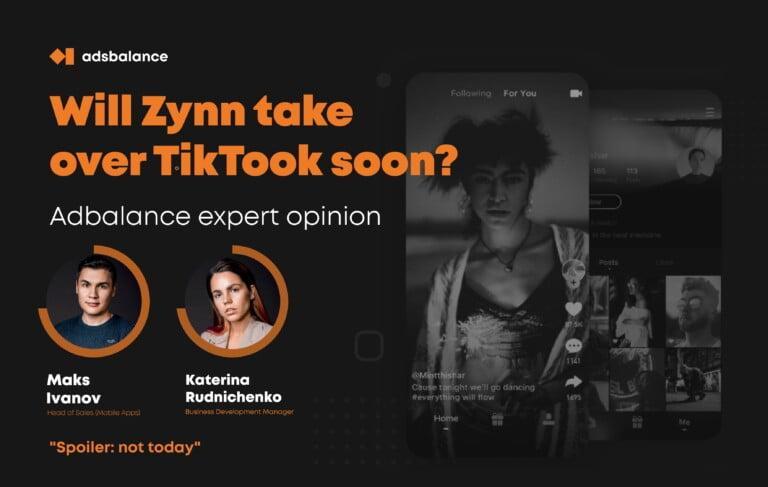 zynn and tiktok