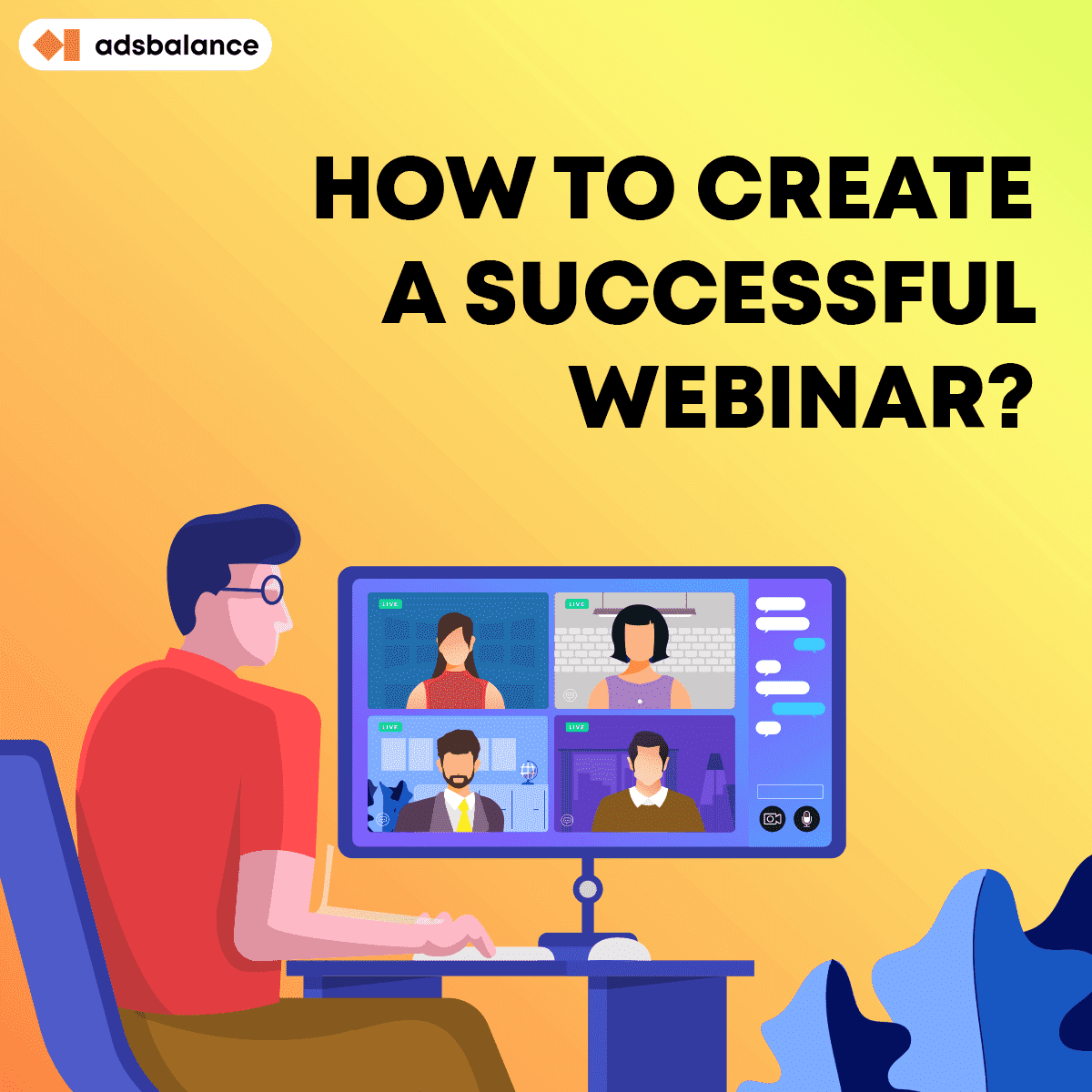 How To Create A Successful Webinar and How It Will Add to Your Brand Image